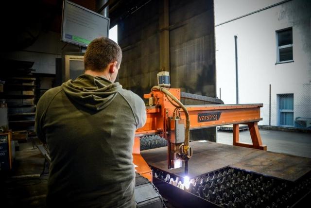 Laserski razrez in računalniško vodenje - Jaken, Šoštanj